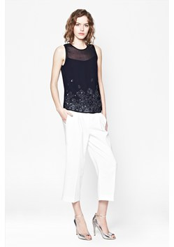 Quinnie Sequin Vest Top
