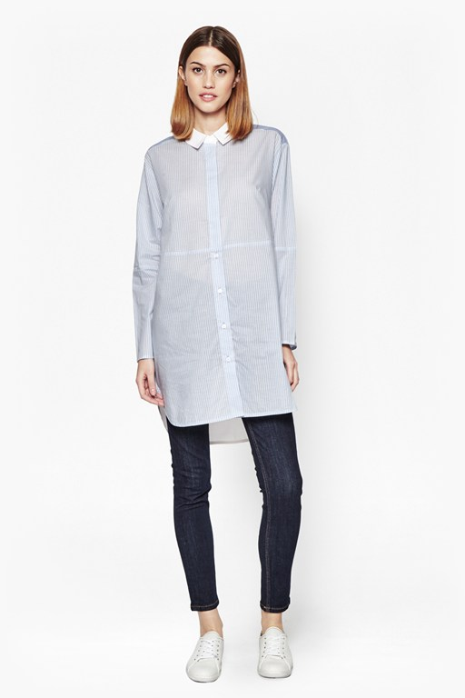 mack mix oversized shirt