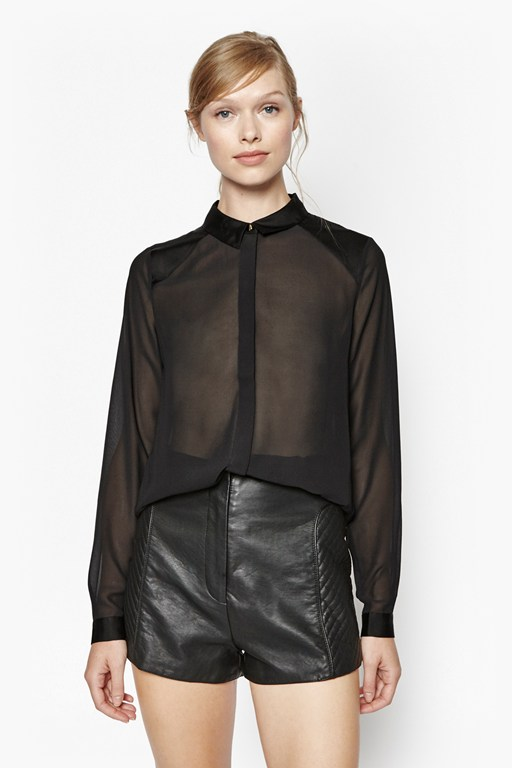 magic sheer shirt