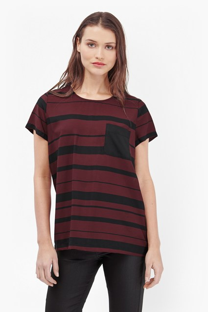 Freida Colour Block T-Shirt