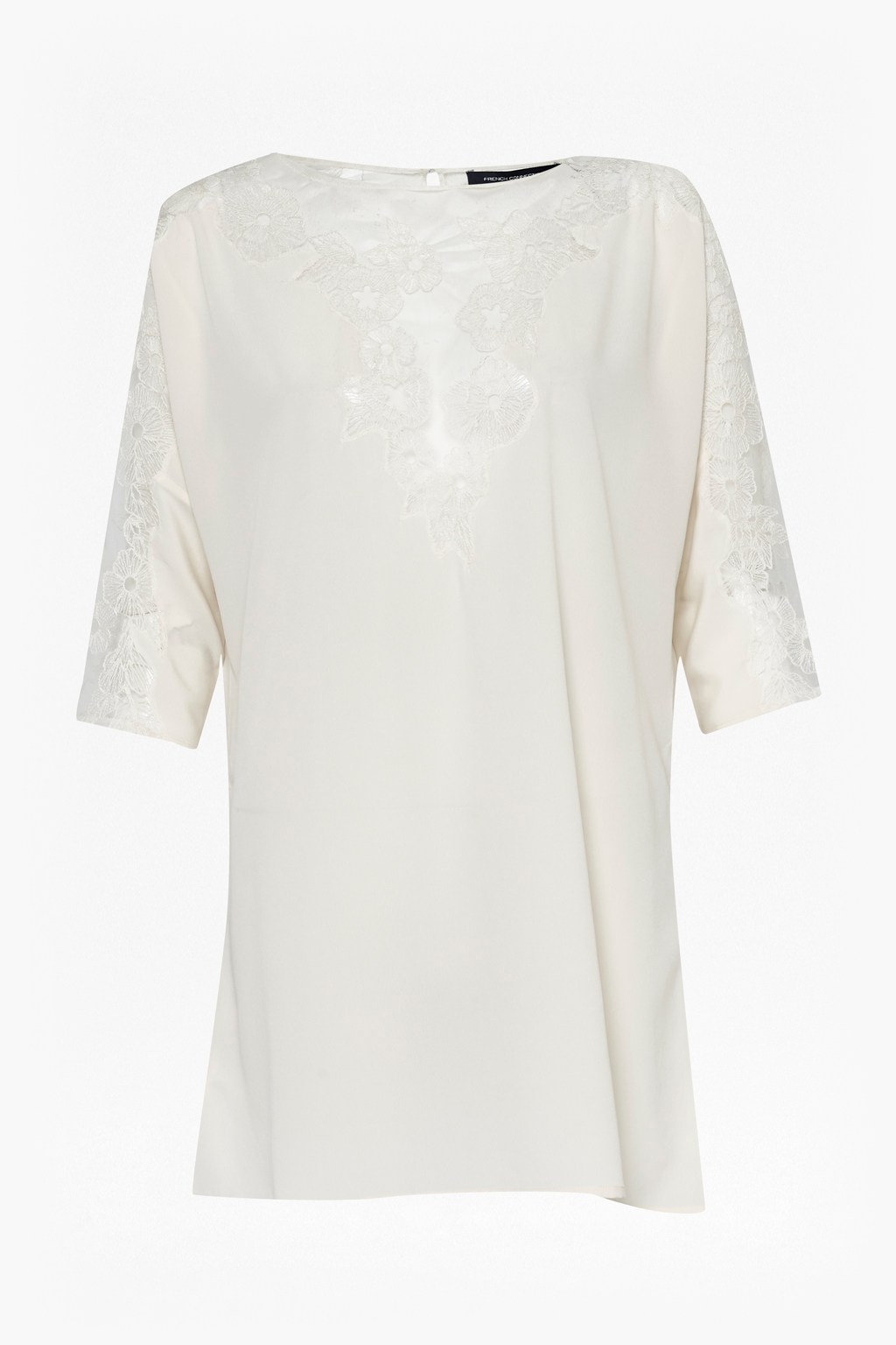 7c0247794cd Isla Embroidered Tunic | Collections | French Connection
