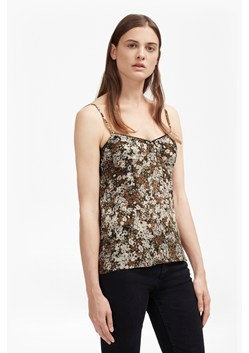 Evelyn Rose Printed Strappy Cami Top