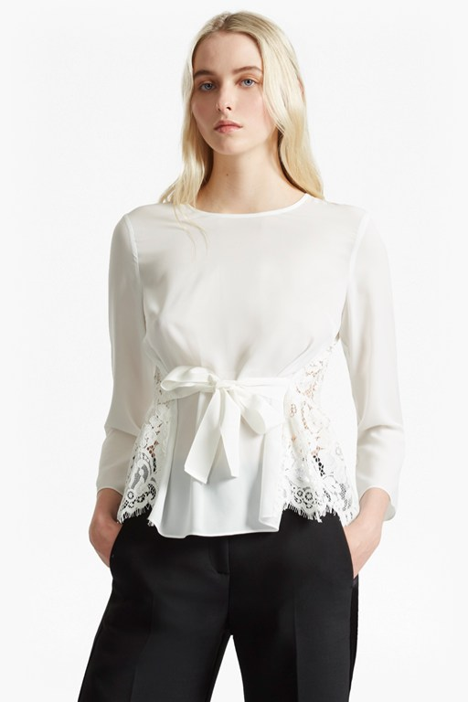 midnight plains lace top
