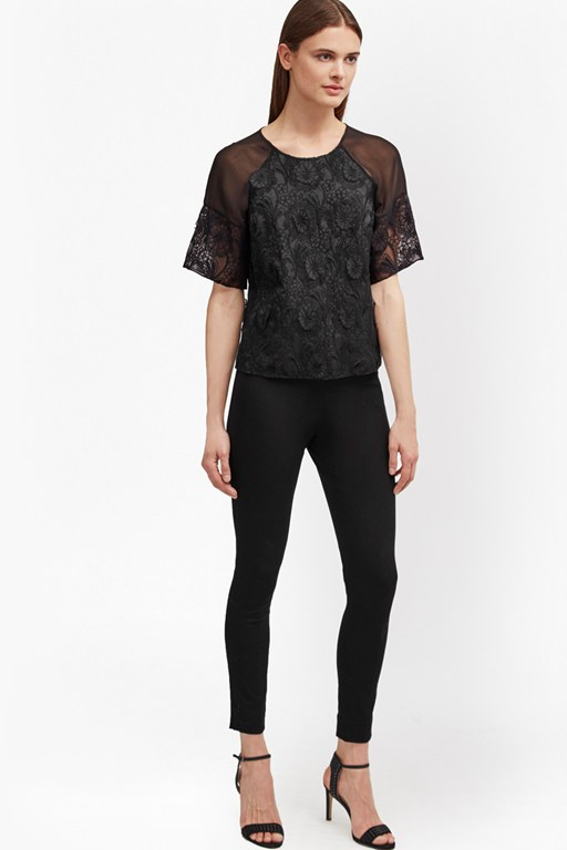 apollo lace top