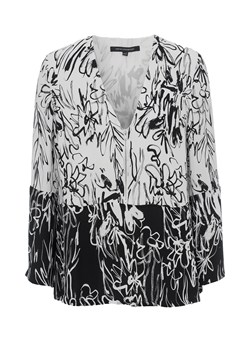 Copley Printed Crepe Blouse