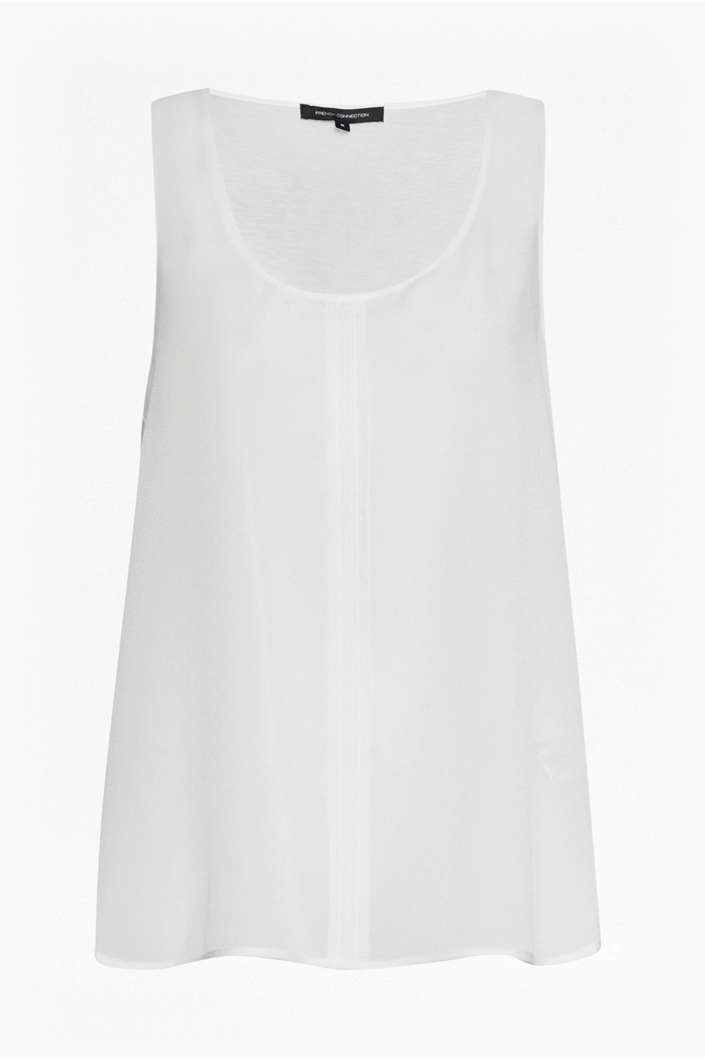 ca994334745 Clee Crepe Light Vest Top | Collections | French Connection