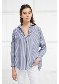 Tatus Stripe Pop Over Shirt