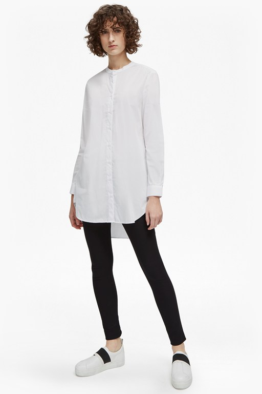 southside cotton tunic shirt