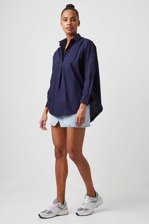 Complete the Look Rhodes Poplin Relaxed Fit Shirt