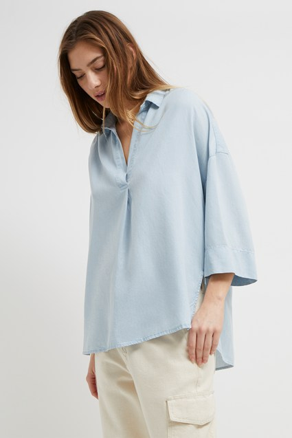 Juliette Pop Over Shirt