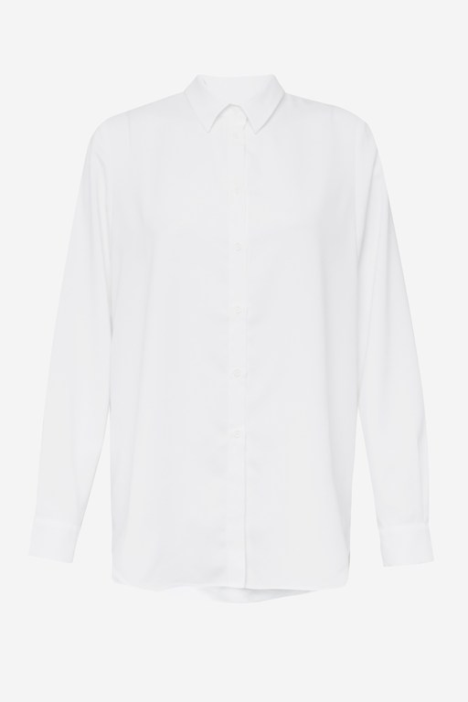 Complete the Look Crepe Light Classic Shirt