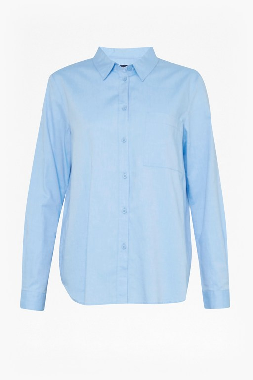 rosie oxford boyfit shirt