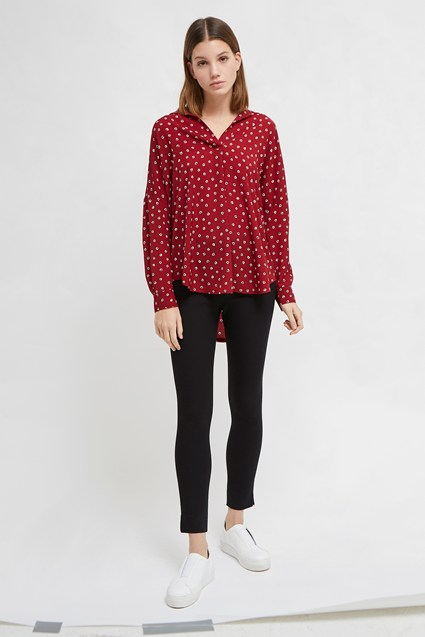 Adelise Light Pop Over Shirt