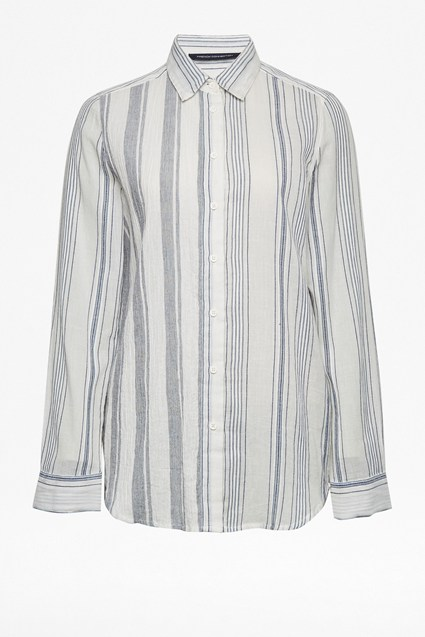 Bee Mix Stripe Shirt
