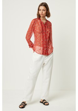 Cerisier Crinkle Georgette Shirt
