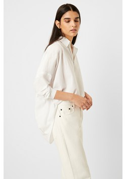 Ava Rhodes Zip Detail Shirt