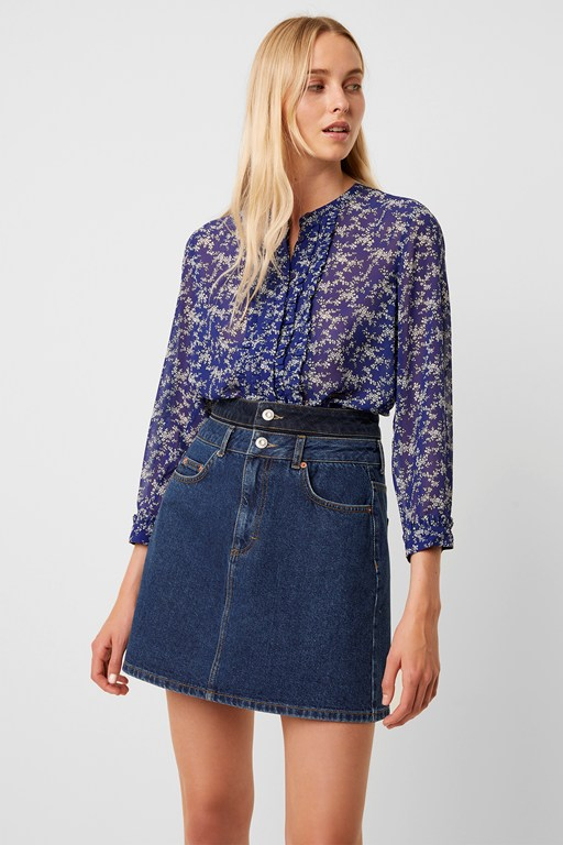 cerisier georgette shirt
