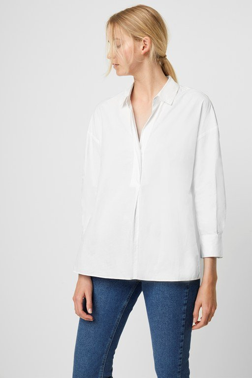 Complete the Look Aoko Rhodes Popover Shirt
