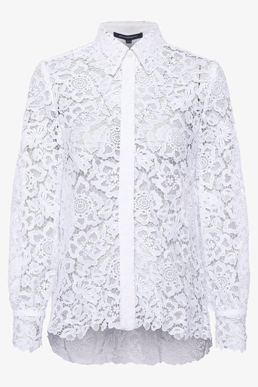 Complete the Look Amalie Lace Shirt
