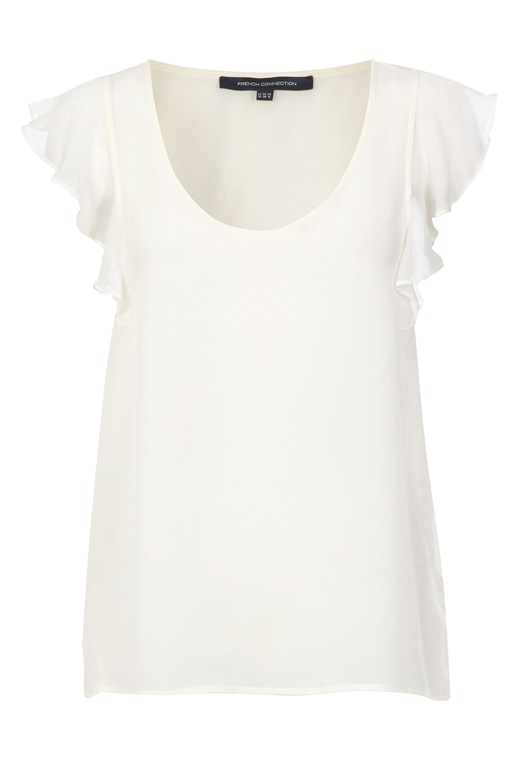 Summer Breeze Ruffle T-Shirt