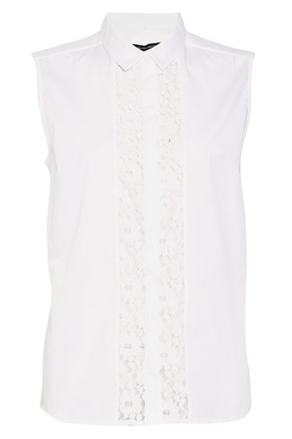 Fresh Cotton Sleeveless Shirt