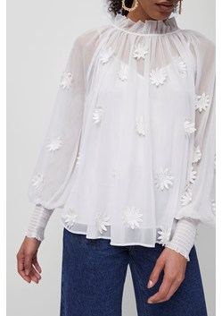 Aziza Floral Long Sleeve Blouse