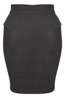 Apollo Wool Skirt