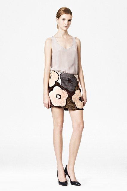 Fauna Fantasy Mini Skirt