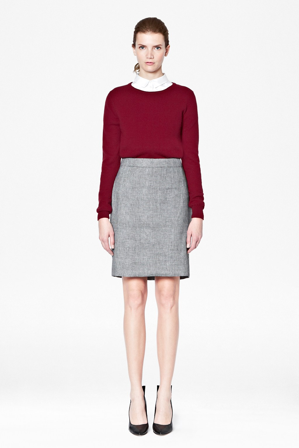 esc cut sew pencil skirt skirts shorts