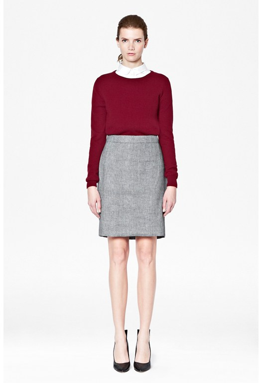 Esc Cut & Sew Pencil Skirt