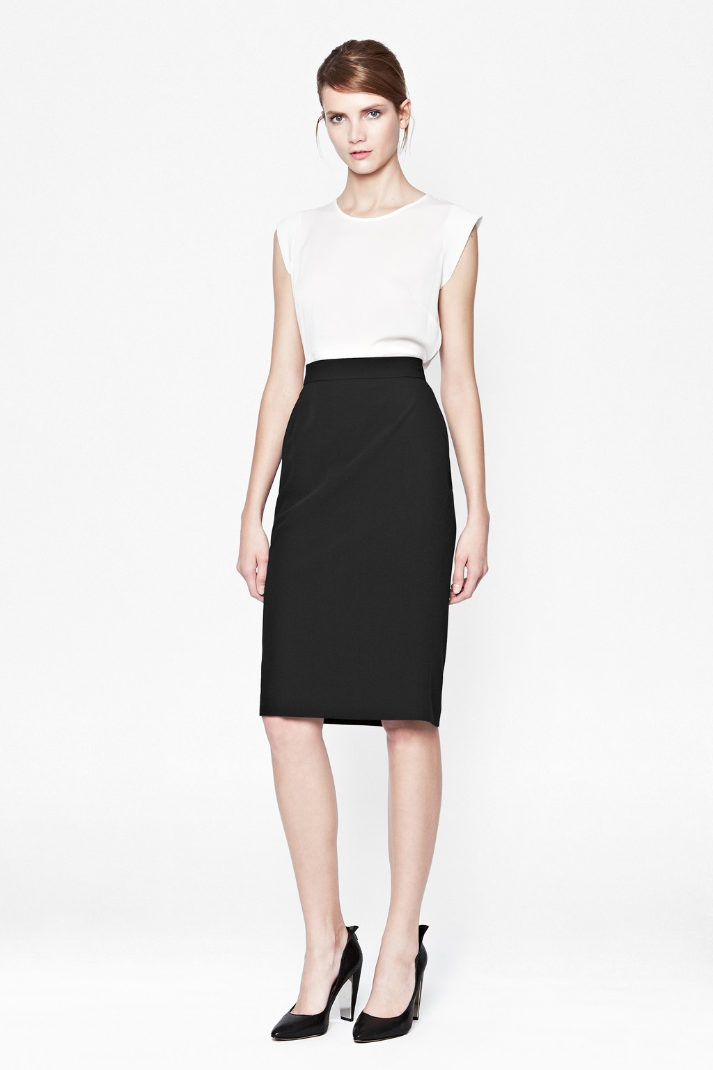 feather ruth classic pencil skirt sale connection