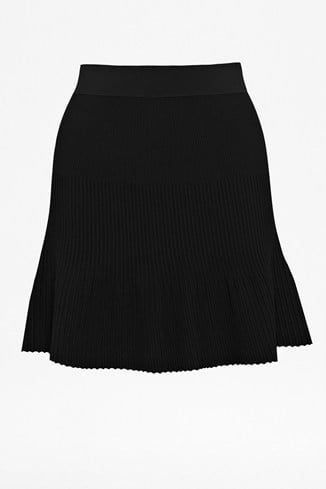 Polly Pleat Skirt