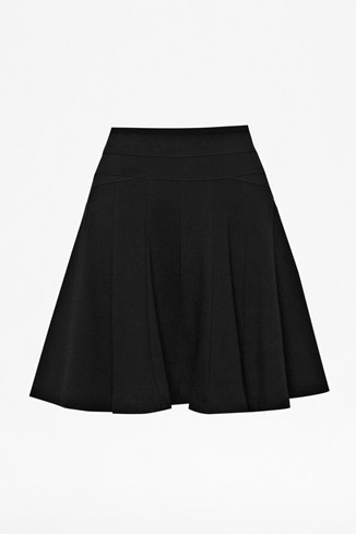 Marie Stretched Embellished Skirt