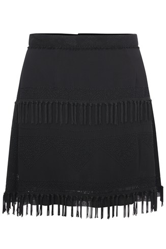 Texas Tassels Skirt