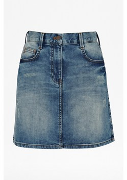 Aspect Blue Denim Skirt