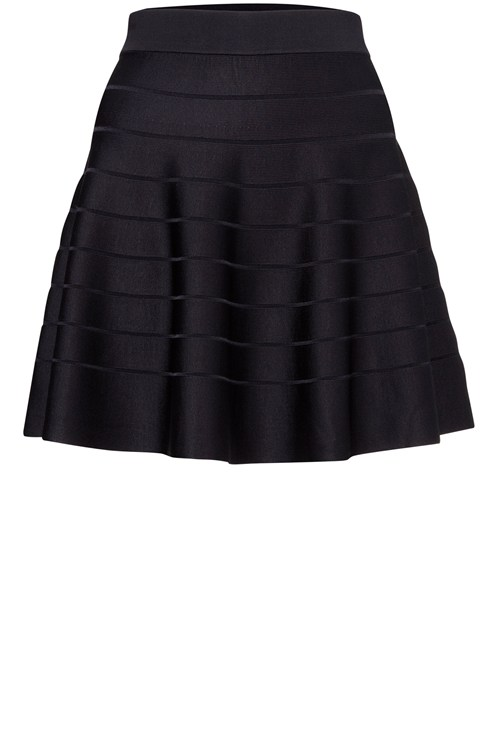 Spotlight Knits Flared Skirt
