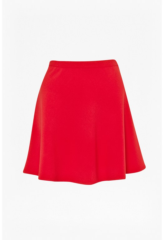 Classic Feather Ruth Flared Skirt