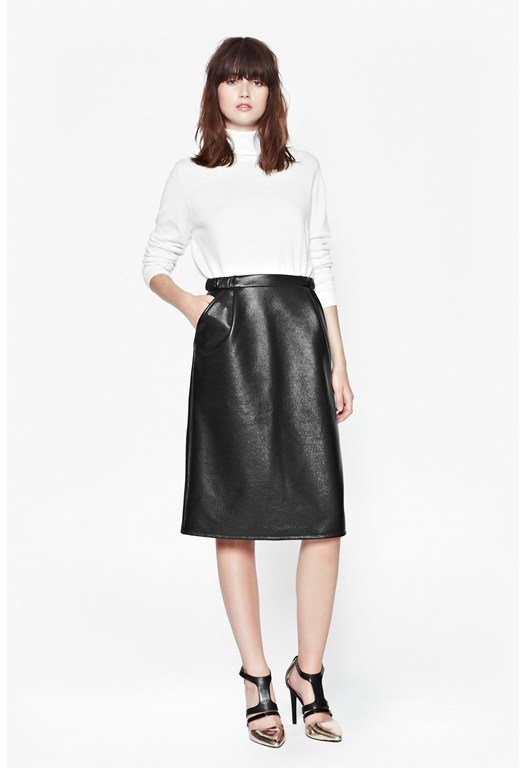Wild Ashes A-Line Skirt