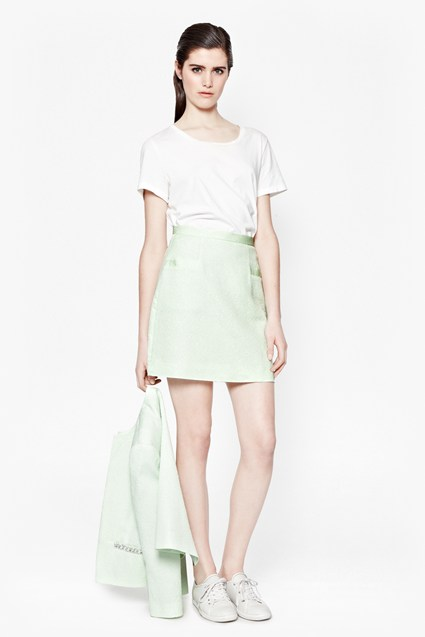 Lickety Split Skirt