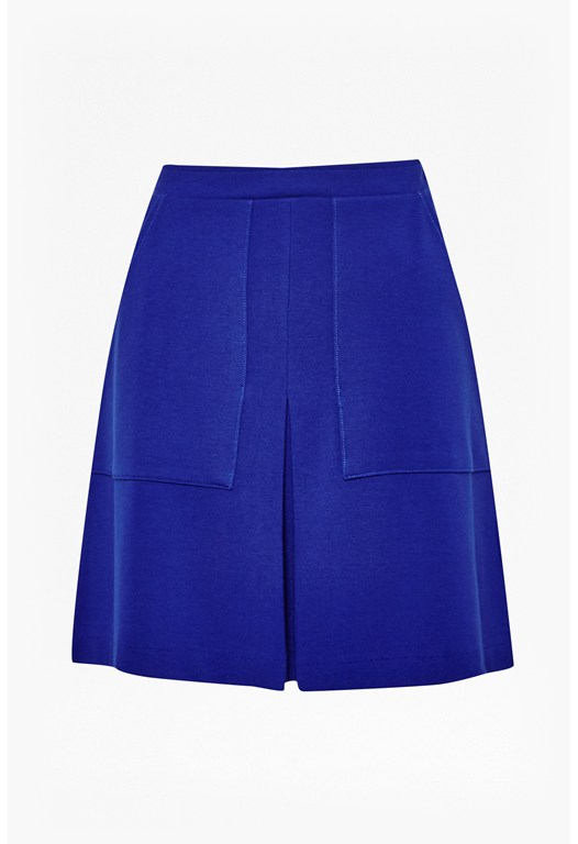 Marie Stretch Mini Skirt