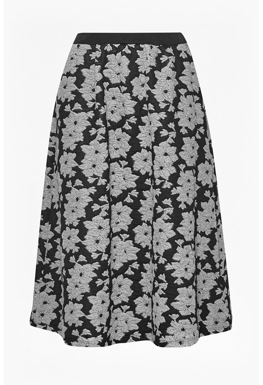 Lily Jacquard Full Skirt