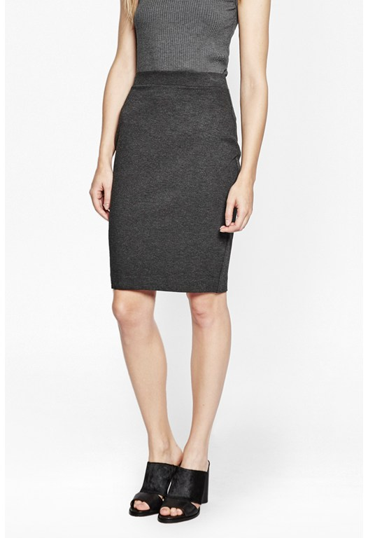 Nadine Stretch Pencil Skirt