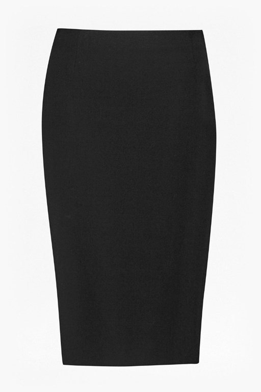 Complete the Look Street Twill Pencil Skirt
