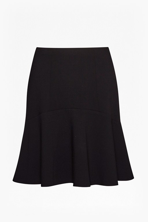 Complete the Look Chelsea Suiting Flared Skirt