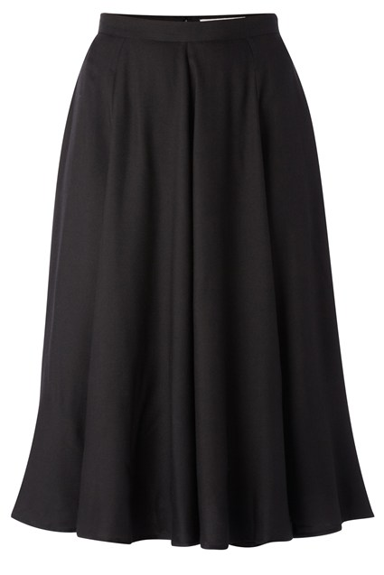 Featherweight Flared Skirt