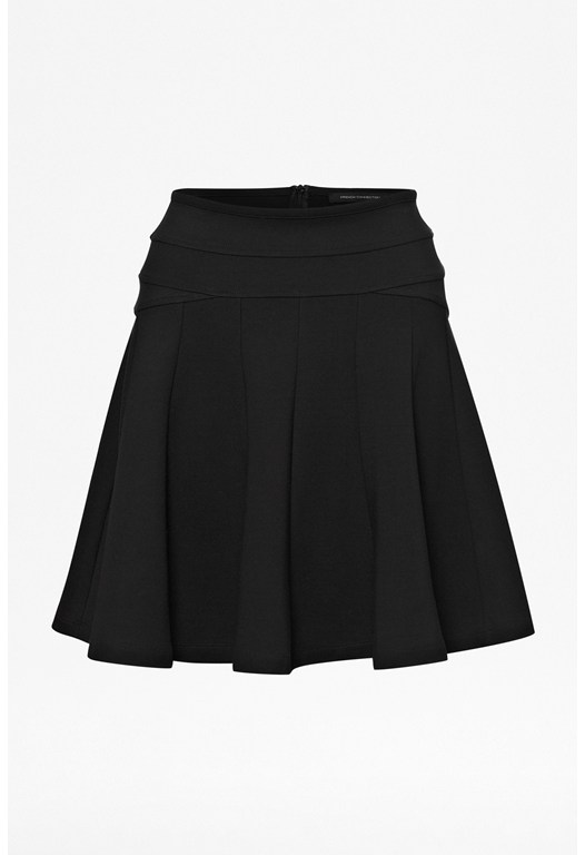 Marie Stretch Flared Skirt