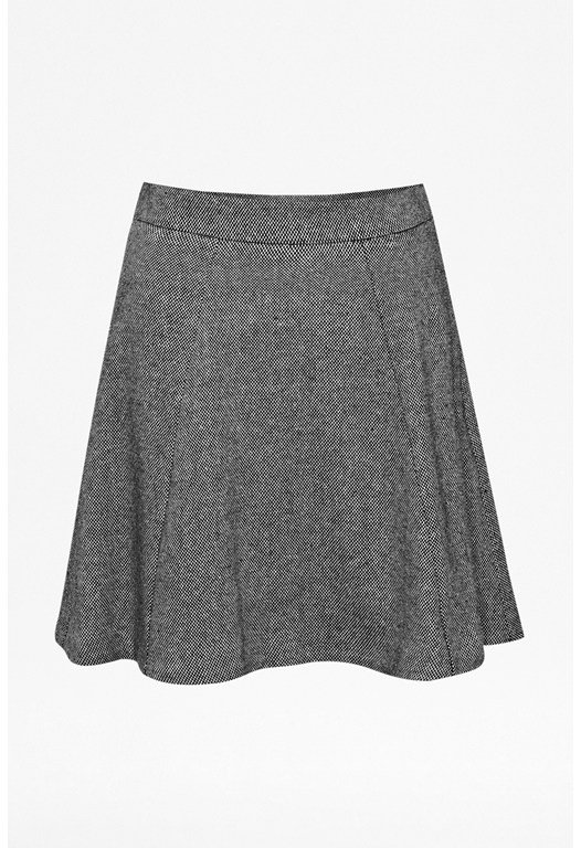 Dee Tweed Skirt