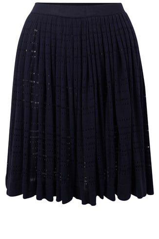Lizzy Knit Flared Skirt