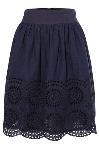 Lady Solitude Flared Skirt