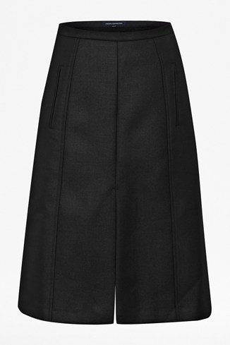 Battersea Wool Skirt